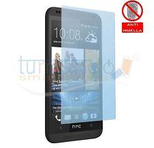 3x SALVA per Schermo OPACO ANTIMPRONTA per HTC DESIRE 601 in SPAGNA
