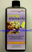 énergie éléments NO4 500ml Aqua CONNECT Organique makronährstoffe 29,90€/ L