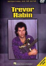 Trevor Rabin - Instructional DVD for Guitar [New DVD]