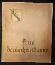 3586 MONOPOL ALBUM Aus deutschen Gauen Städtebilder Fotos 1934 Zigaretten Bilder