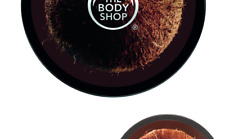 The Body Shop Coconut Body Butter, Nourishing Body Moisturizer, 6.75 Oz.