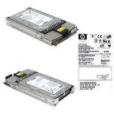 HP bd07288277 72.8 GB Ultra320 SCSI 10K RPM 289042-001