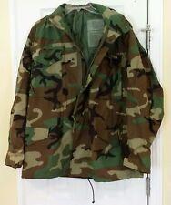 M-65 Field Jacket WOODLAND CAMO US Military Surplus NEW Super Warm Sz Small Long