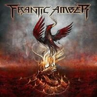 FRANTIC AMBER - BURNING INSIGHT  2 CD NEU