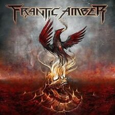 FRANTIC AMBER - BURNING INSIGHT  2 CD NEW+