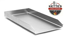 Acero inoxidable plancha para barbacoas de gas/placa de parrilla/Griddle-Plate