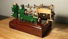 Stuart Turner boiler feed pump. Live steam engine model.