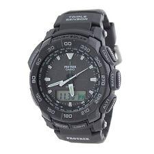 Casio Protrek PRG550-1A1CR Triple Sensor Tough Solar Compass Watch (MSRP $300)