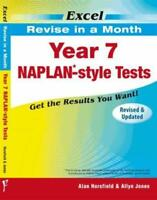 Excel NAPLAN-style Tests By Alan Horsfield Paperback Free Shipping
