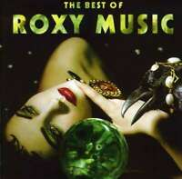The Best Of ROXY Music CD Virgin