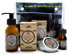 Baruffaldi Beard Care Gift Set for Men