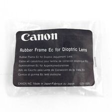 Canon Rubber Frame Ec for EOS Viewfinder, CZ6-1325 #QA6