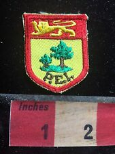 Quite Small PRINCE EDWARD ISLAND Canada Patch 76WV