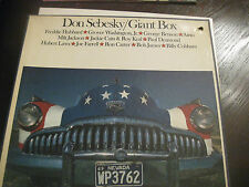 Don Sebesky Giant Box    on LP