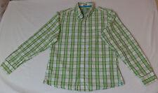 Duckhead Jeans Co. L/S Multi-Colored Plaid Button Front Shirt      XL     K#9851