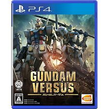 Bandai Namco Gundam Versus  SONY PS4 PLAYSTATION 4 JAPANESE VERSION