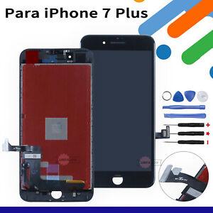 """Para iPhone 7+ Plus Pantalla LCD Display Retina Táctil 5.5"""" Negro Marco Original"""