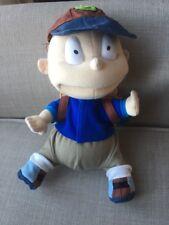 Rugrats Tommy Stuffed Plush Doll 2001 Viacom Nickelodeon Macy's Kids Zone Hat