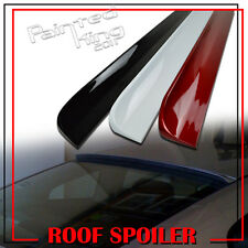 Painted Window Visor Roof Lip Spoiler Wing For 370Z Z34 COUPE Color Code G41