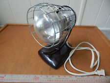 Vintage Sun Heat General Electric w/ 250w Reflector Theralux Infrared Heat Bulb