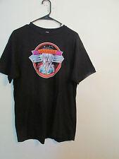 Van Halen 2007 Usa Concert Tour Graphic T Shirt Men's Xl Dual sided