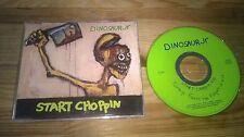 CD Punk Dinosaur Jr - Start Choppin' (3 Song) MCD WEA BLANCO Y NEGRO