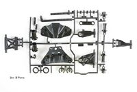 Tamiya TT-02 B-Teile Querlenker/Aufhängung - 51528