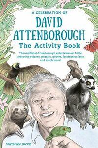 The Unofficial David Attenborough Activity Book-Nathan Joyce