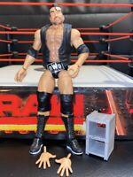 WWE SCOTT HALL NWO WRESTLEMANIA 35 MATTEL ELITE SERIES WRESTLING ACTION FIGURE