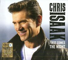 ISAAK CHRIS - FIRST COMES THE NIGHT   -  CD NUOVO SIGILLATO