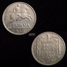 *GUTSE* FRANCO-89, 10 CÉNTIMOS 1953, EBC