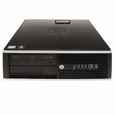 Cheap Computer PC HP 8200 SFF Intel Core i5-2400@3.1GHz 4GB 250GB Windows 7 Pro