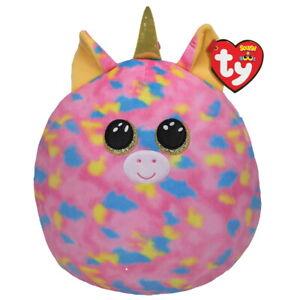 Beanie Boos Squish A Boo 14 Inch Fantasia Unicorn