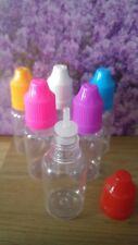 Tropfflasche 15 ml PET Liquidflasche 6 Stck. dropper bottle Leerflaschen e-liqui