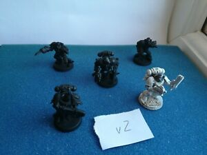 Space Wolves Marines 5xUnit Warhammer 40k Games Workshop v2