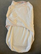 Nested Bean Weighted Sleep Sack Zen Swaddle Classic Size 0-6 Months *