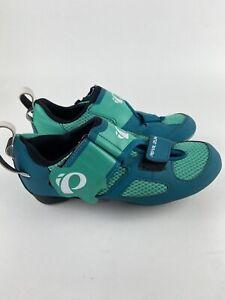 Pearl Izumi Tri Fly V 15215002 Womens 6 (Eur 37) Road Bike Cycling Shoes -NICE!
