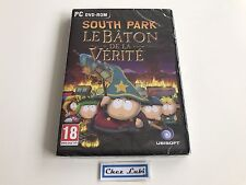 South Park Le Baton De La Vérité - PC - FR - Neuf Sous Blister