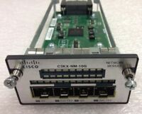 Cisco C3KX-NM-10G 3K-X Network Module for 3750-X 3560-X Free two-day shipping