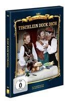 TISCHLEIN DECK DICH - BOBBY TODD/ROLF BOLLMANN/FRITZ WEPPER/+  DVD NEU