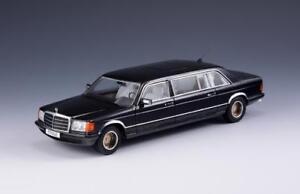 GLM Models 204501 Sgs Royale 1985 Noir Résine 1 43 Echelle 190 De 299
