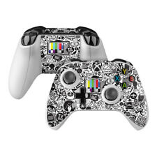 Xbox One S Controller Skin Kit - TV Kills Everything - DecalGirl Decal