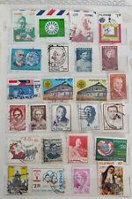 More details for big lot of 66 philippines stamps uk seller # 56
