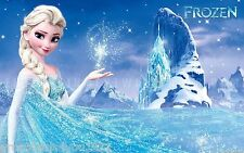 "Disney Frozen the Movie Pillow Case (one) 20"" X 30"" NEW Elsa Castle Brand New"