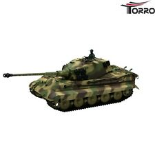Torro PANZER Rey Tigre HENSCHEL Torre BB 2.4GHz 1:16 Torro - Edición 1112438887