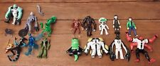 RARE Ben 10  Alien Force  -figures-  Mixed Lot