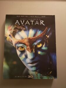 Avatar (Blu-ray), Slipcover Only