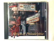 CD Streets of Philadelphia PUNK ANTI FLAG RARISSIMO COME NUOVO VERY RARELIKE NEW