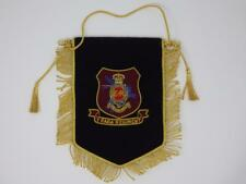 ROYAL HORSE ARTILLERY 7 PARACHUTE REGTIMENT BULLION WIRE EMBROIDERED PENNANT (BB