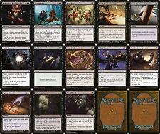 The Black Death | MTG Magic The Gathering Black 60 Card Modern Deck Lot Rares